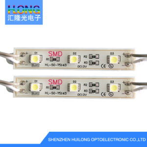 SMD5050 LED Module DC12V 0.72W 75mm*14mm pictures & photos