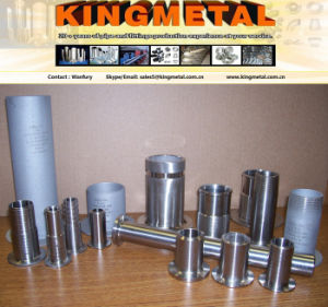 ANSI B16.5 Class 1600 Wp316 Stainless Raised Face Long Weld Neck Flange. pictures & photos