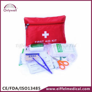 Portable Medical Sport Emergency First Aid Kit pictures & photos