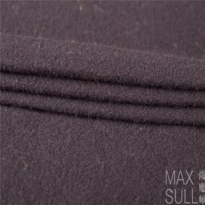 Nine Kinds of Colours of Wool/Nylon Fabric in Black