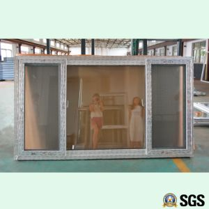 UPVC Profile Sliding Window, UPVC Window, Window K02091 pictures & photos