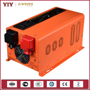 Competitive Pure Sine Wave Inverter Charger 1000W-6000W DC/AC Inverter for Solar off Grid System pictures & photos