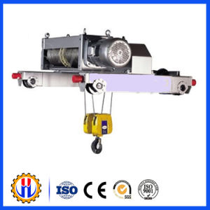 Wire Rope Push Electric Hoist, Crane Small pictures & photos