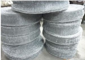 Galvanized Steel Scourers&Scrubber (YYSP-003) pictures & photos
