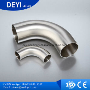 Stainless Steel 304/316L Sanitary Elbow (DY-E028) pictures & photos