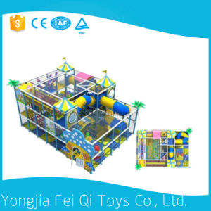 Most Popular Plastic Indoor Playground pictures & photos