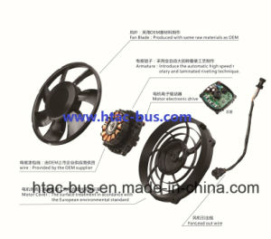 Heavy Duty Vehicle Spal Cooling Fan OEM Service Supplier pictures & photos