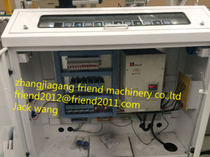 HDPE Single Wall Corrugated Pipe Extrusion Line pictures & photos
