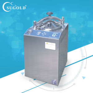 Vertical Autoclave Sterilizer Hospital Large Steam Sterilizer Verticle Auto Clave pictures & photos