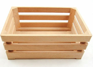 Good Quality Natural Beech Wood Box for Promotion pictures & photos