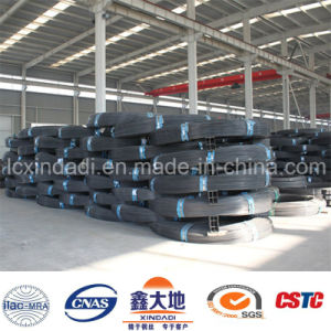 Hot Sale High Tensile Prestressed Concrete Wire with Spiral Ribs pictures & photos