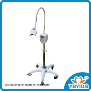 Laer Dental Teeth Whitening Lamp with Blue or Red Light pictures & photos