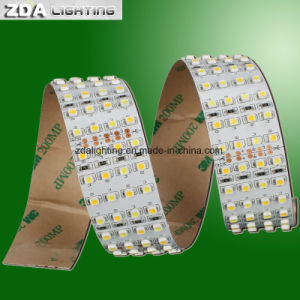 3 Rows SMD3528 Cool White 6000-6500k LED Light Strips pictures & photos