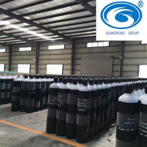 40L High Pressure Seamless Steeloxygen Cylinder China Professional Manufacturer pictures & photos