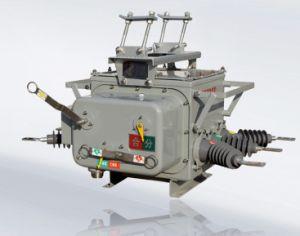 Zw20-12 Outdoor High Voltage Vacuum Circuit Breaker pictures & photos