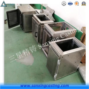 Customized Stainless Steel or Steel Welding Electric Meter Carbinet pictures & photos