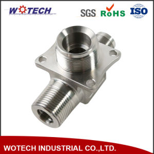 High Precision Investment Cast Carbon Steel Die Casting
