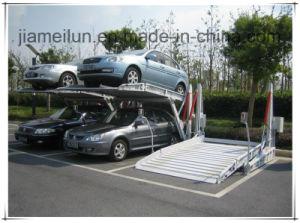 Mini Tilting Car Lift Car Parking Lift pictures & photos