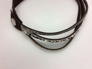 Alloy Rhinestone Button Bracelet, Buckle Bracelet Fashion Accessory pictures & photos
