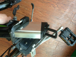 Foldable Lithium Battery Electric Bicycle (LWEB-Q9) pictures & photos