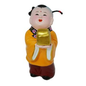 Handicraft Clay of Chinese Traditional Figure pictures & photos