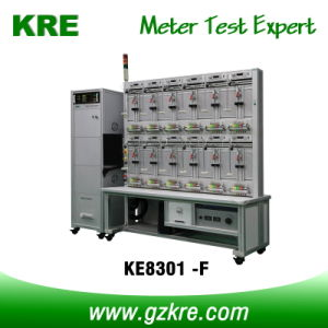 Class 0.05 12 Position Three Phase Energy Meter Test Bench According to IEC60736 pictures & photos