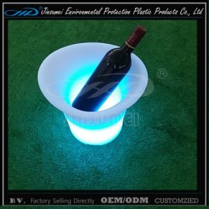 Ice Bucket Bar Furniture with LED 16 Colors for Party pictures & photos