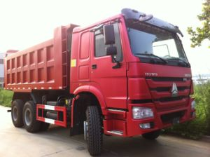 HOWO Dump Truck 6X4 -Made in China pictures & photos