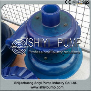 Pump Parts Abrasion Resistant Slurry Pump pictures & photos