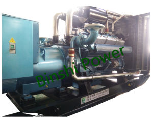 420kw /525kVA Diesel Generator Set with Shangyan Engine pictures & photos