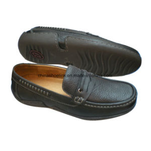 Men Casual Dress Shoes Comfort Shoe Loafer Shoe pictures & photos