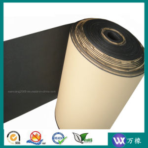 Self Adhesive Thermal Acoustic XPE Foam Insulation pictures & photos