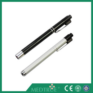 Ce/ISO Approved Medical Aluminium Alloy Pen Light (MT01044255) pictures & photos