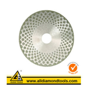 Diamond Electroplated Blade for Cutting Marble pictures & photos