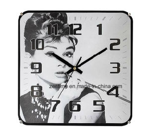 Famous Foreign Super Star Wholesale Big Wall Clock pictures & photos