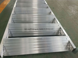 Aluminum Scaffold Stairs Scaffolding Stairways with Hook pictures & photos