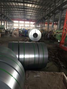 China Zinc Coated 100G/M2 Galvanized Steel Coils/Strips pictures & photos