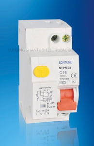 Sontune Stpn-32 Series RCCB Residual Current Circuit Breaker pictures & photos