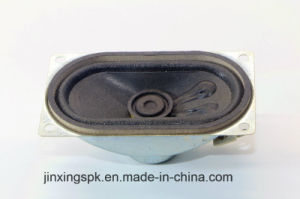 40*70mm 4-32ohm 0.25-3W TV Speaker with RoHS pictures & photos