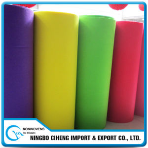 Color HEPA Filter Media Needle Punch PP Nonwoven Fabric pictures & photos
