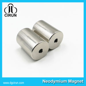 Arc Bar Disc Cylinder Ring Shape Strong Permanent Neodymium Magnet pictures & photos