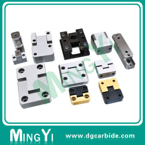 High Quality Plastic Injection Mold Metal Slide Core Unit pictures & photos