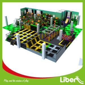 Builder Indoor Trampoline Site Build Indoor Trampoline Center pictures & photos