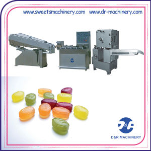 Fruit Clear Hard Candy Making Machine Formed Plant Production Line pictures & photos
