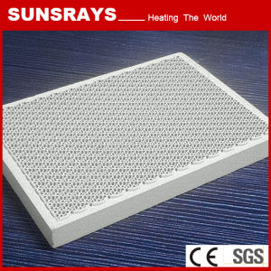 Honeycomb Ceramic Tiles Ceramic Plate for Infrared Burner pictures & photos
