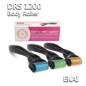2017 Hi-Q Scar Removal Derma Roller 1200 Needles Micro Roller pictures & photos