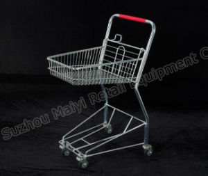 Basket Supermarket Retail Store Convenient Shopping Trolley pictures & photos