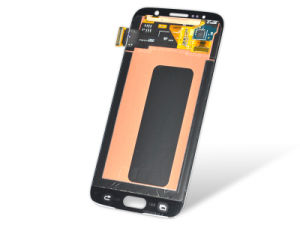 Mobile Phone LCD Screen and Digitizer for Galaxy S6 LCD Display pictures & photos