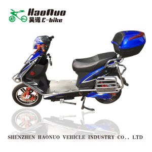2016 1000W Motor Green Power Mini Moped for Sale pictures & photos