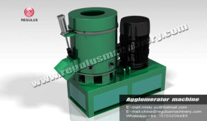 PP PE Agglomerating Machine/Plastic Pet Agglomerator pictures & photos
